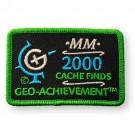 Patch 2000 Finds Geo-Achievement